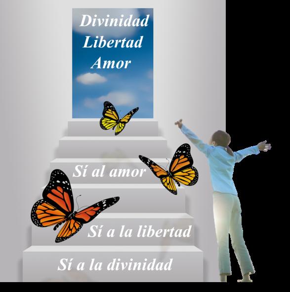 Si al amor, si a la divinidad, si a la libertad